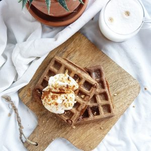 Anne's speculaaswafels