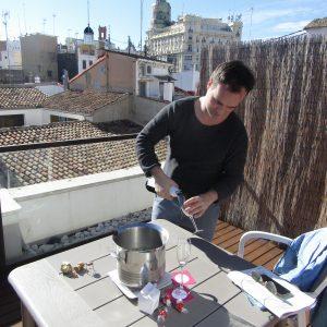 Waarom ik geen affaire kan hebben (en hoe ik manlief verraste met een trip naar Valencia!)