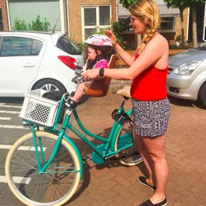 Hoe het monteren van een fietsstoeltje bijna zorgde voor een echtscheiding