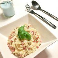 Voor de feestdagen en voor zwangere vrouwen: makkelijke maar o zo lekkere risotto