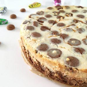 cheesecake kruidnoten gezouten karamel