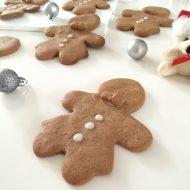Voor de feestdagen: speculaas kerstkoekjes met stroop