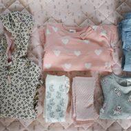 SHOPLOG – Een nieuwe garderobe voor Mae