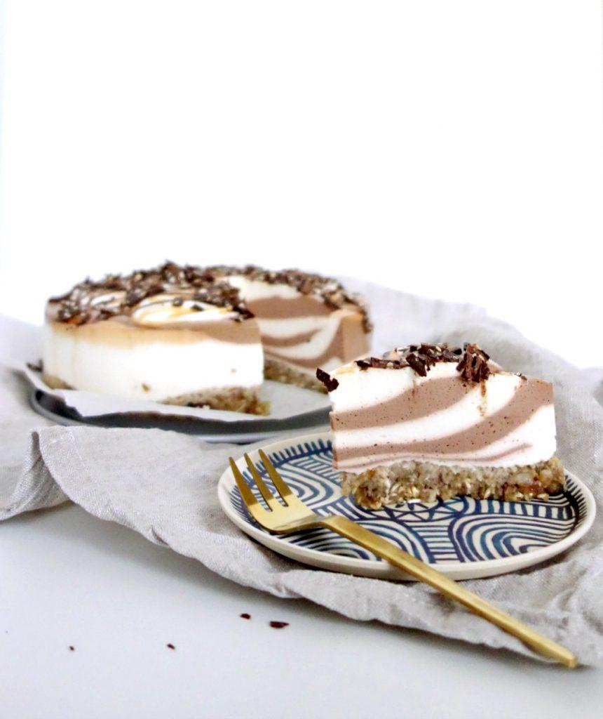 Yoghurt taart