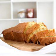 Het recept voor grootmoeders cake