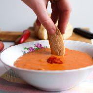 Rode pepersaus – om te dippen of voor bij een fijn recept!