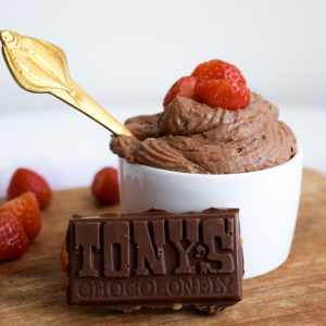 Tony's Chocolonely mousse