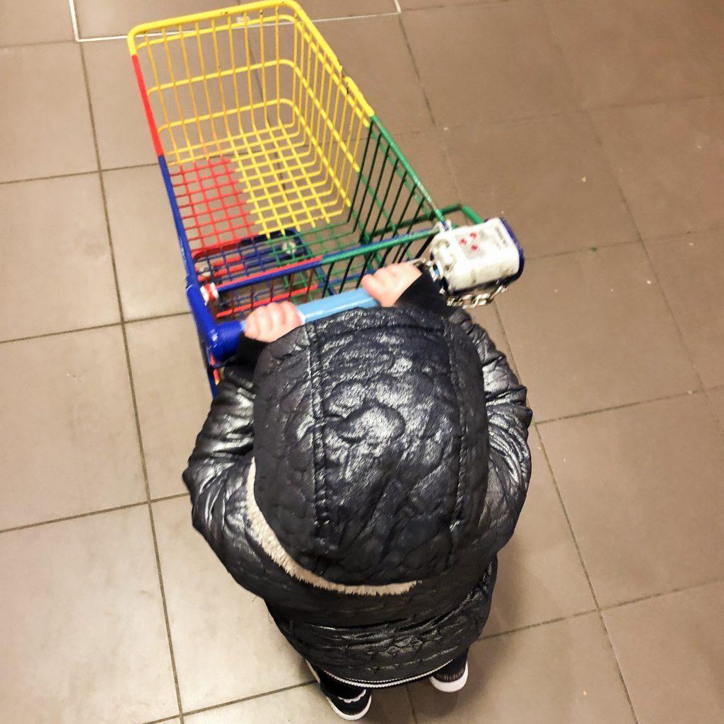 dreumes supermarkt