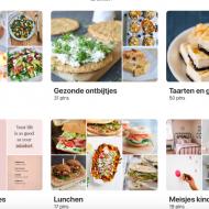 Move over! – Pinterest is het nieuwe Instagram