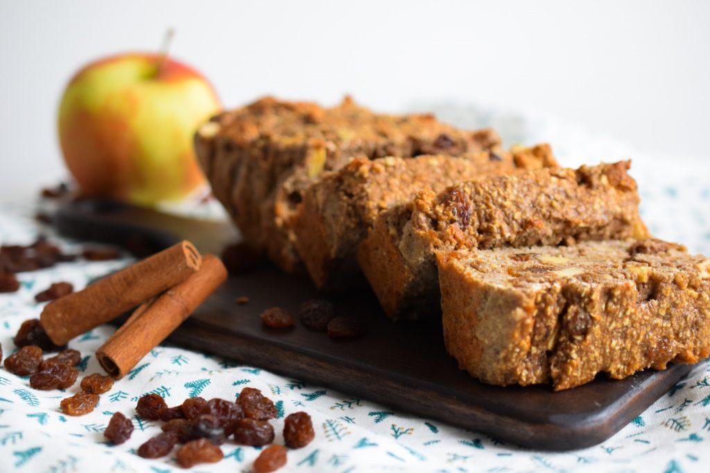 gezonde appeltaart cake