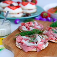 Paasontbijt: matzes op drie manieren