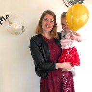 De tweede verjaardag van Mae – wat een feest!