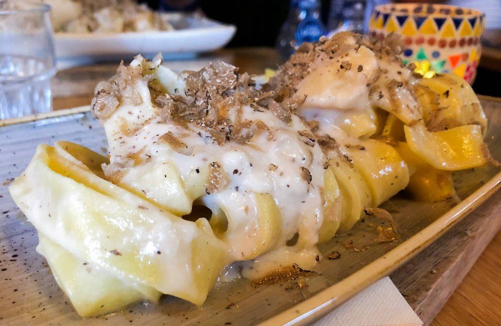 Vincenzo's Osteria kaas recept