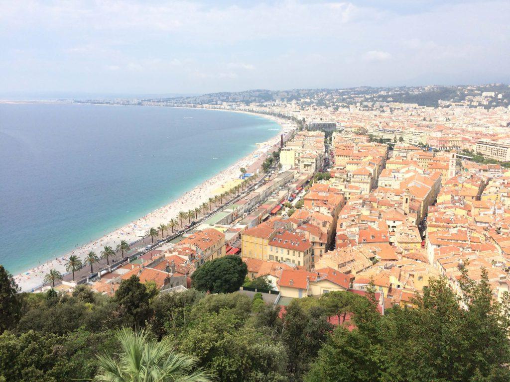 Gabriella aanslag in Nice