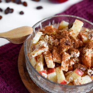 overnight-oats-met-appel-en-kaneel