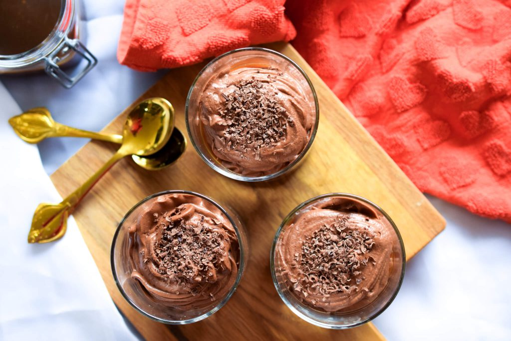 pure chocolademousse