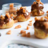 Karamelzeezoutsoesjes met fudge