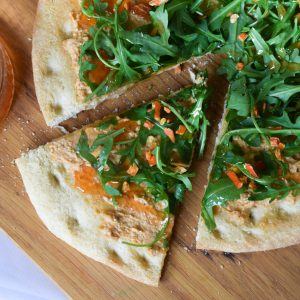 groente-pizza